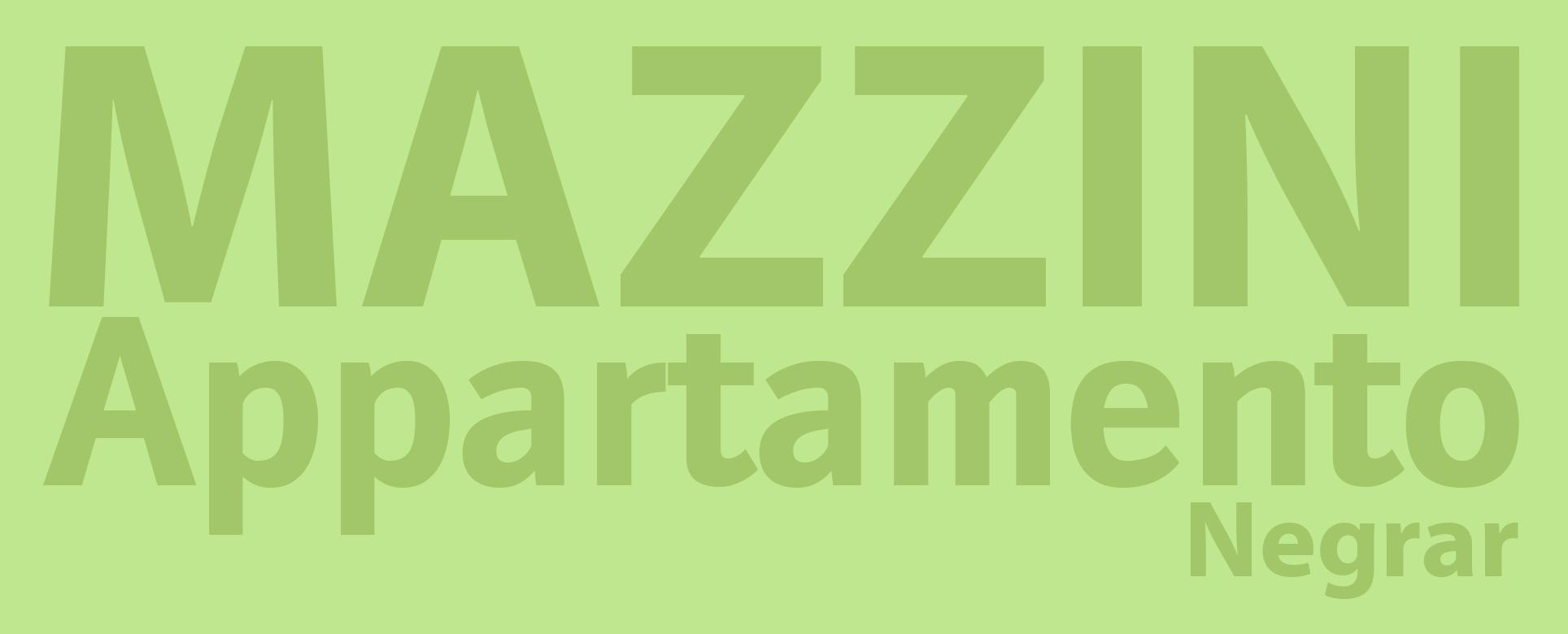 Appartamento Mazzini Negrar Logo